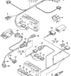 volkswagen golf 1993 1996 wiring harness for cruise controlvolkswagen golf 1993 1996  [ 1681 x 2333 Pixel ]