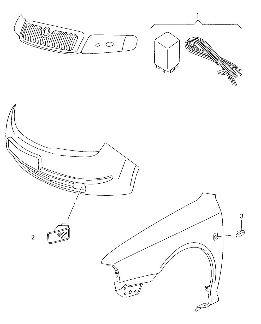 medium resolution of skoda octavia 2001 2011 vag etka