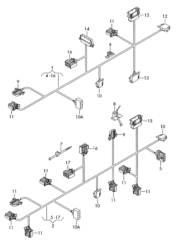 hight resolution of volkswagen jetta variant 2010 2014 vag etka