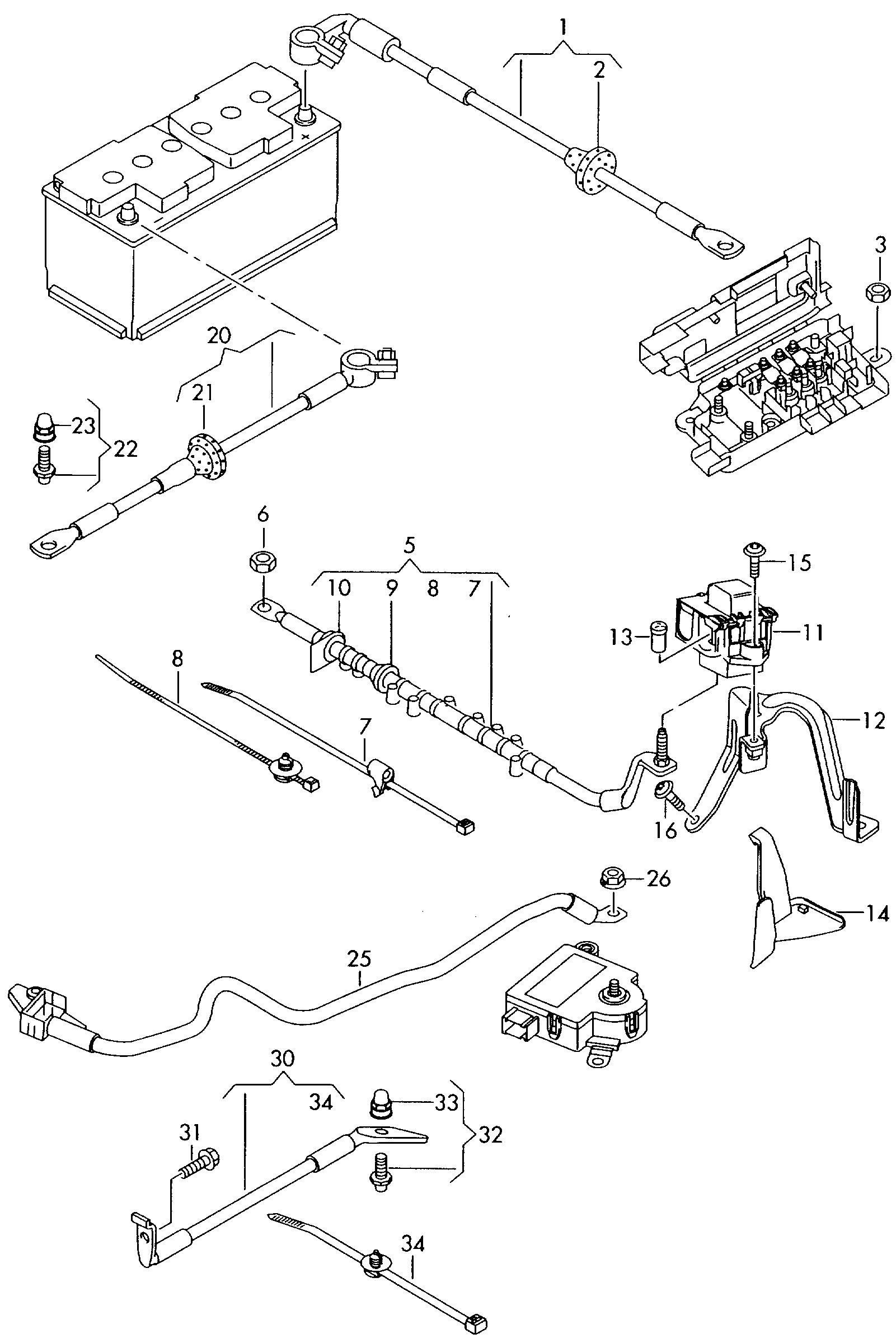 [Download 24+] 2007 Audi Q7 Wiring Diagram