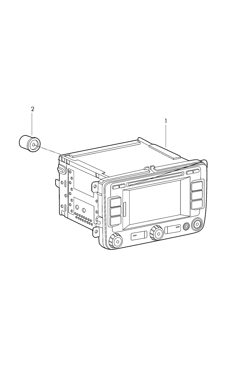 medium resolution of volkswagen fox 2015 2017 vag etka
