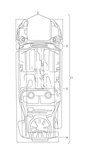 [WRG0526] Skoda Fabia Central Locking Wiring Diagram