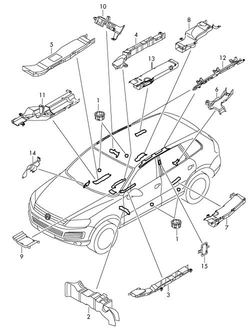 small resolution of volkswagen touareg 2015 2017 vag etka