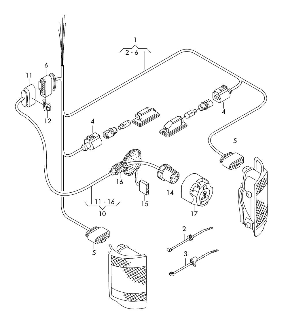 medium resolution of volkswagen amarok 2013 2017 vag etka