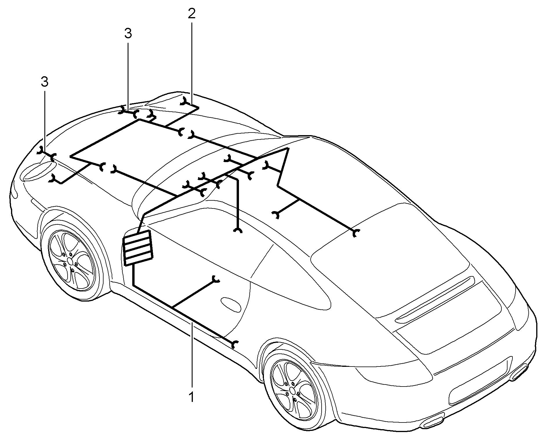 Porsche 911 Carrera 2nd Gen