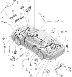 porsche 991 wiring diagram turbo 2014 2017 sub part passenger compartment pet [ 982 x 1373 Pixel ]