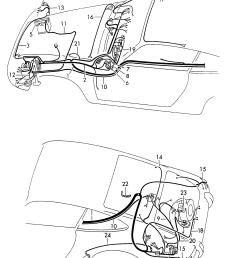 porsche 911 1970 1973 wiring harnesses u003e porsche pet online wiring harnesses porsche [ 1752 x 2289 Pixel ]