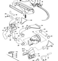 porsche 911 turbo gt2 1975 1977 ventilation heating system 2 porsche turbo heating diagrams [ 1806 x 2650 Pixel ]