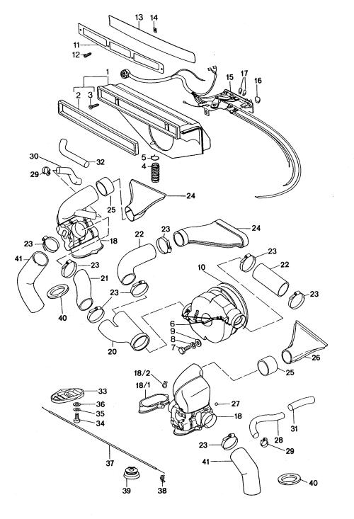small resolution of porsche 911 turbo gt2 1975 1977 ventilation heating system 2 porsche turbo heating diagrams