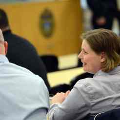 Detective Michelle Halloran, Reading Police (John Guilfol Public Relations Courtesy Photo)