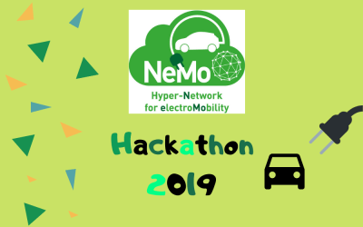 Watch it again: Electromobility Hackathon Introduction Webinar