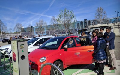 NeMo welcomes Honda at Turin e-mobility service demonstration