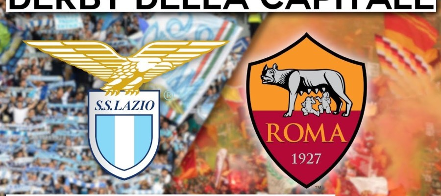 A BRIEF INTRODUCTION TO ROME'S FOOTBALL DERBY- SS LAZIO VS AS ROMA