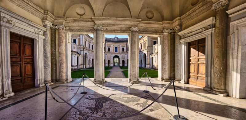 ROME TO CREATE 'BAROQUE-STYLE' GARDEN ON VIA GIULIA