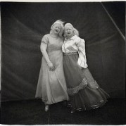 | Albino Sword Swallower and Her Sister, MD., 1970 |