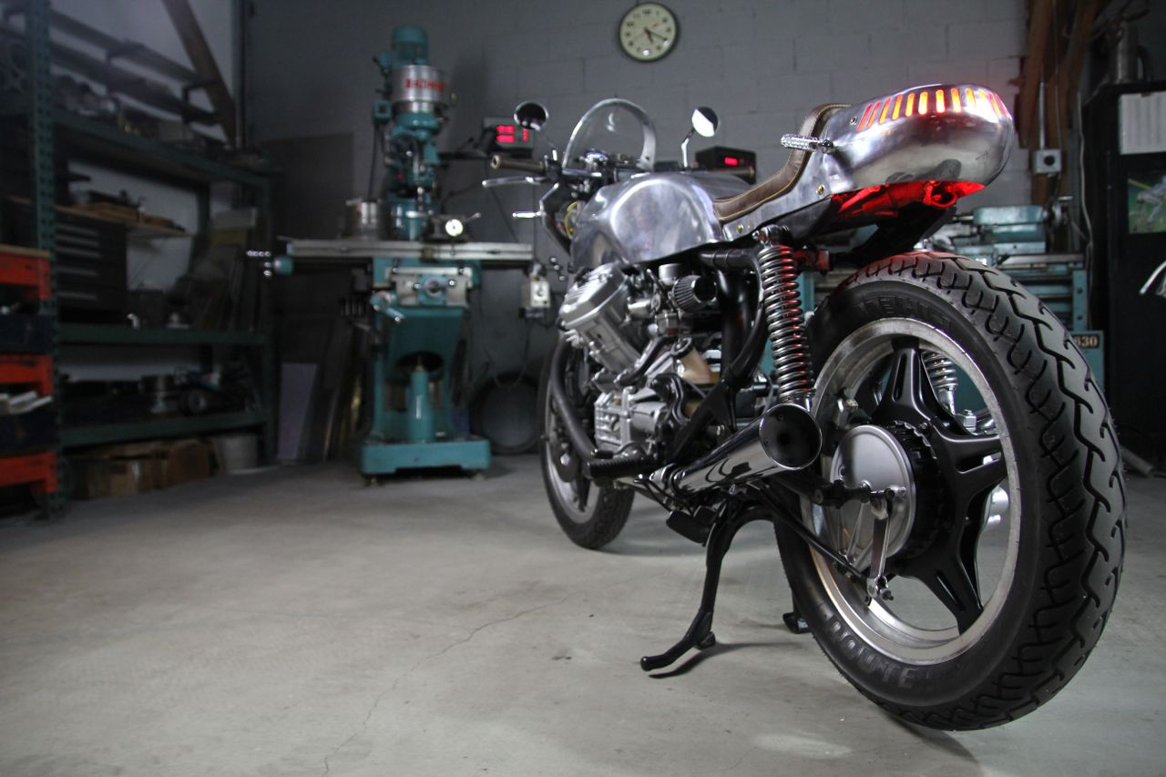 Honda CX500 Cachet Racer Motorcycle