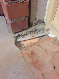 Демонтаж покрытия