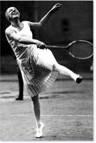 anos 20 tenis