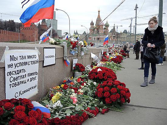 Адвокат семьи Немцова рассказал,