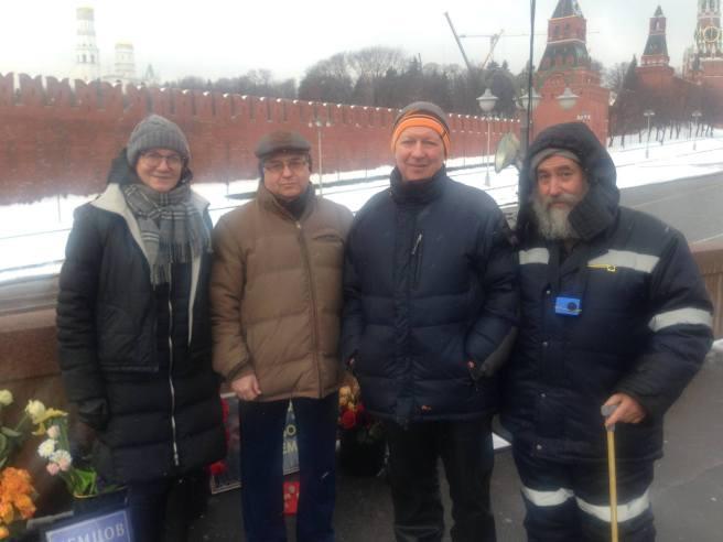 """Мы с музыкантами легендарной группы из Нижнего Новгорода """"Второе дыхание"""". Этой группе 45 лет!"""