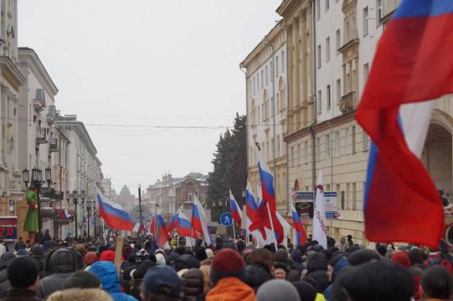 Впереди нижегородский Кремль Фотографии — Нижегородское Яблоко