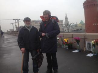 Вадим Цветков и Сергей Нетребский