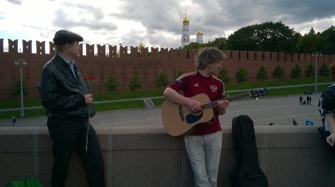 Алекс Дмитриев пел