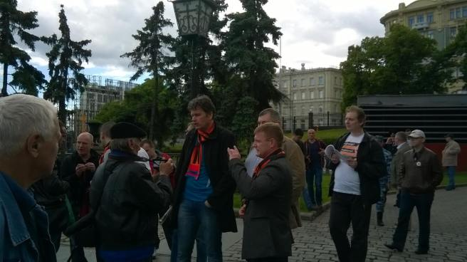 Тарасевичи, провокаторы
