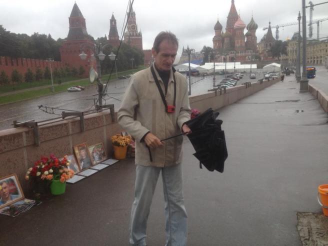 Виктор Шпилько недоумевает: 6 сайтов смотрел - ни один дождь утром не обещал!..