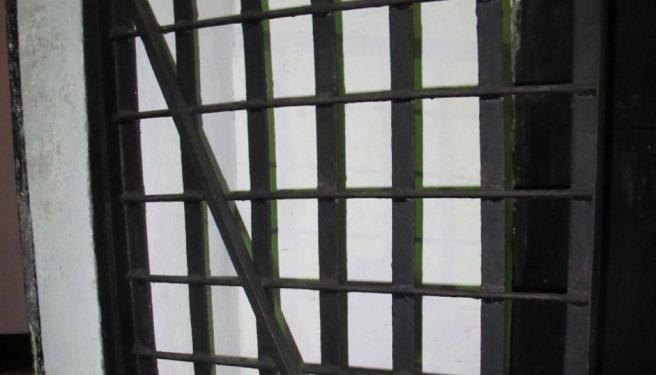 Внутри исправительной колонии №7. Фото: Павел Чиков