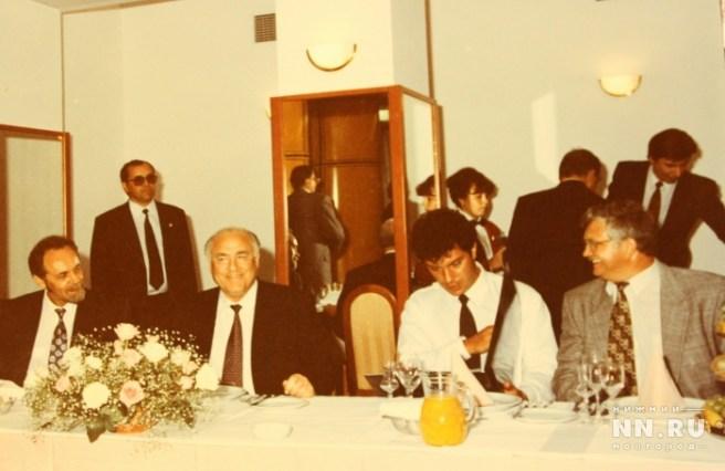 1995 год. Фото: из архива Александра Котюсова