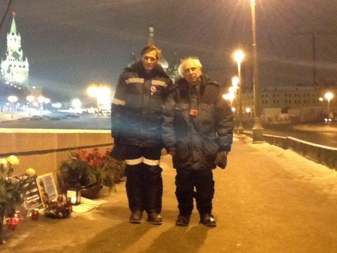 Ночные дежурные Григорий Симаков (с 23-х часов пятницы до 6-ти утра субботы) и Павел Колесников (с 0 ночи до 7:30 утра субботы).