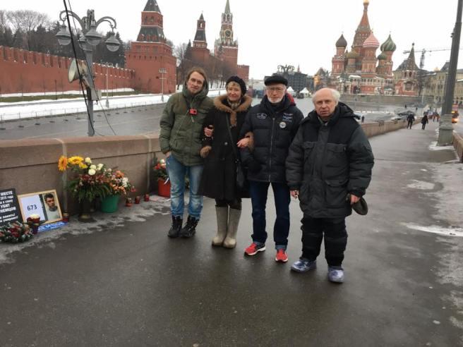Немцов Мост 31.12.2016 г. Дежурные.