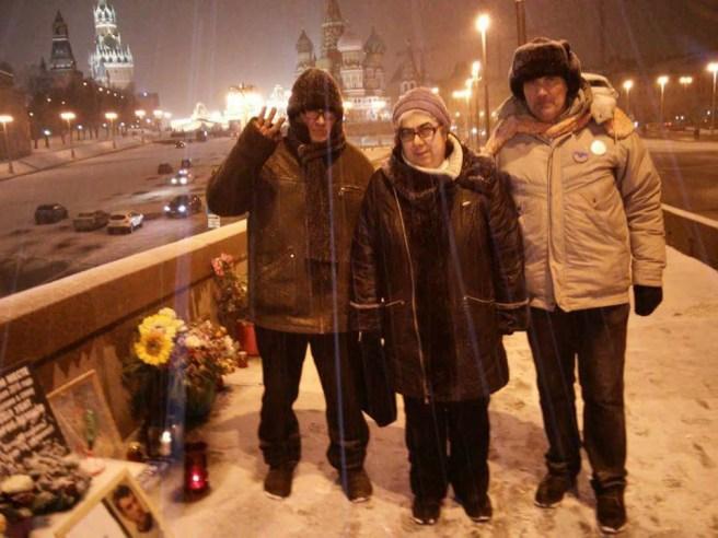 Дежурство приняли от вечерних Каринэ Ковхаева и Ивана Шаравина