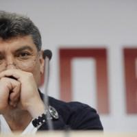 Немцов: «Я не смогу быть президентом, потому что никогда не смогу отдать приказ начать войну...»
