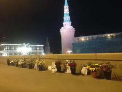Ночной Мемориал. Фотографии — Тамара Луговых