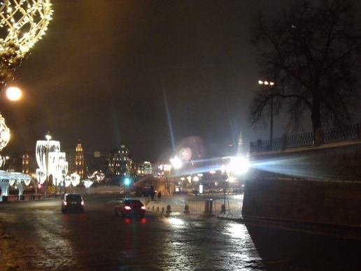 21.12.2018 Дежурство на мосту Немцова Иду на дежурство. Красная площадь