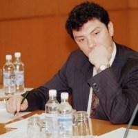 Немцов оставил японцам свой телефончик
