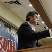 Немцов о рокировке: «Это худший для России сценарий»