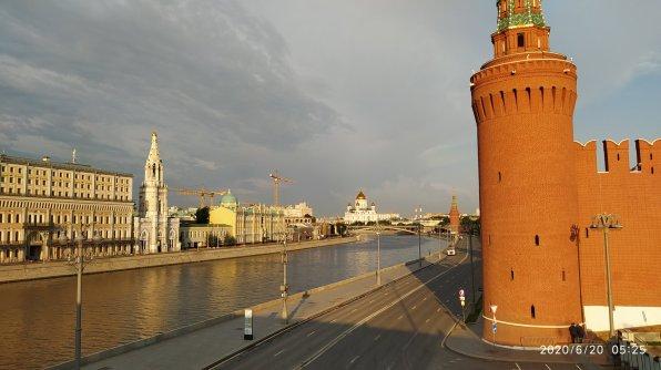 20.06.2020 Немцов мост.