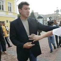 «Молодая гвардия» сопровождала предвыборный визит Немцова