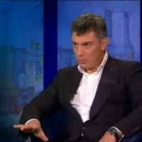 Немцов в программе «В Нью-Йорке с Виктором Топаллером»