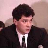 Немцов о кампании по сбору подписей против войны в Чечне