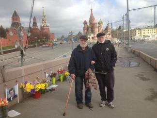 Вадим Цветков и Андрей Маргулев