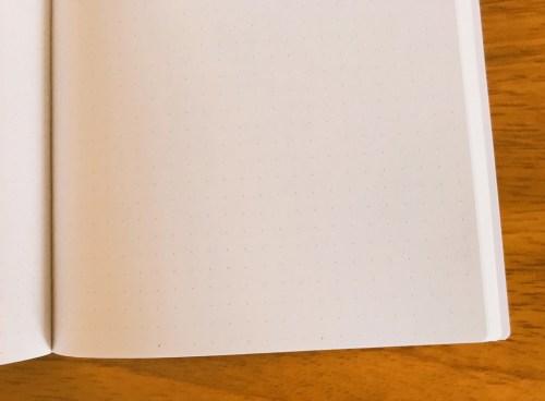 EDiT月間ノートフリーページアップ