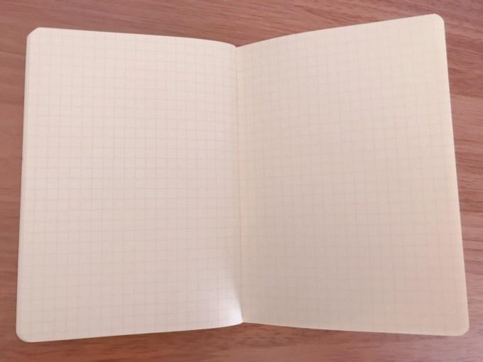 ロルバーン手帳メモページ