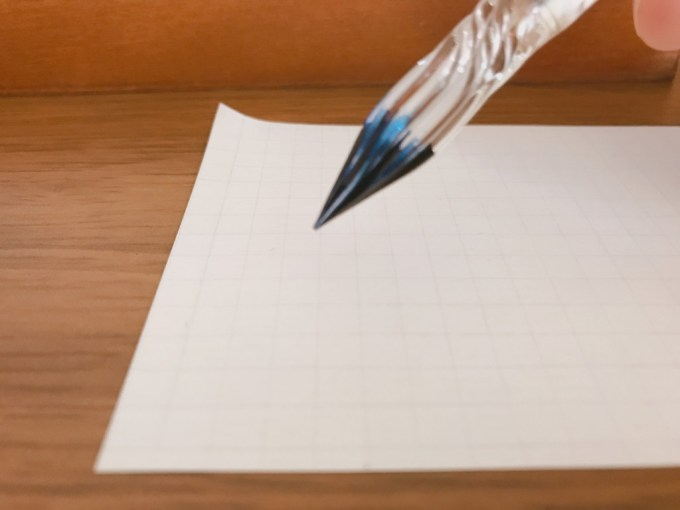 菅清風のガラスペン