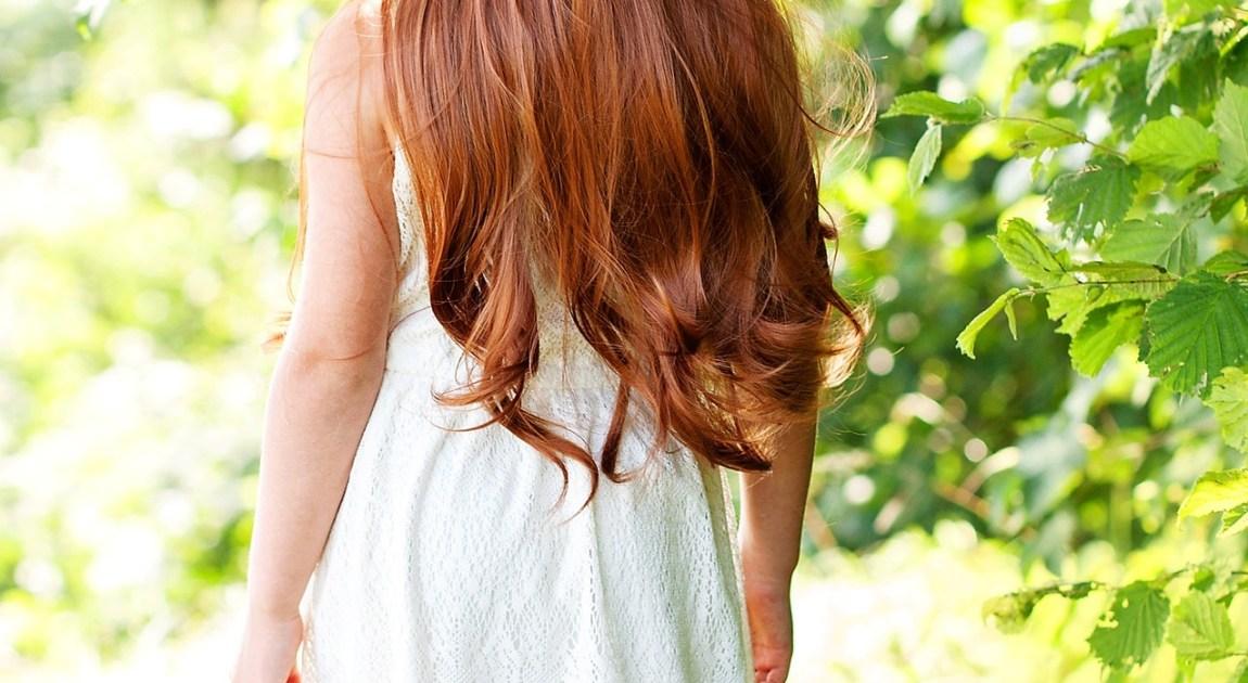 女の子 長い髪