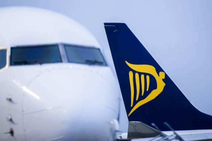 Lefoglalták a Ryanair egyik repülőgépét a francia hatóságok Bordeaux-ban
