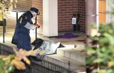 Szamurájkardos mészárlás egy tokiói szentélyben